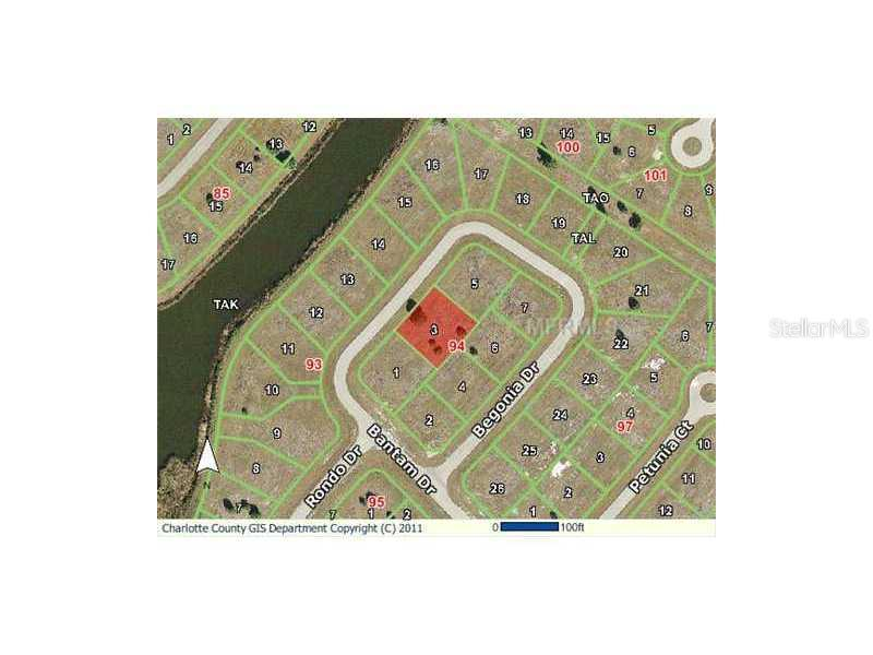 Vacant Land for sale at 42 Begonia Dr, Placida, FL 33946 - MLS Number is D5791511