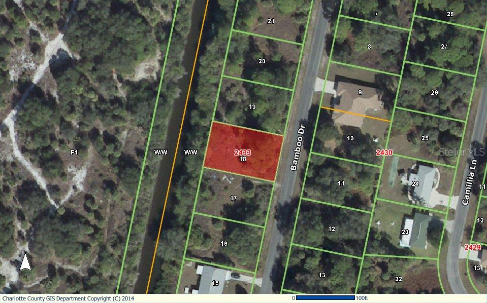 Vacant Land for sale at 151 Bamboo Dr, Port Charlotte, FL 33954 - MLS Number is D5901955