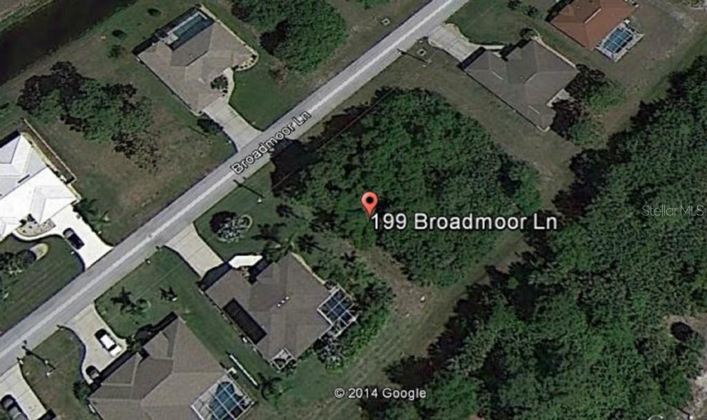 Vacant Land for sale at 199 Broadmoor Ln, Rotonda West, FL 33947 - MLS Number is D5902802