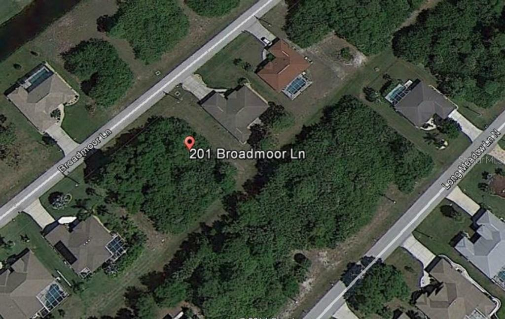 Vacant Land for sale at 201 Broadmoor Ln, Rotonda West, FL 33947 - MLS Number is D5902805