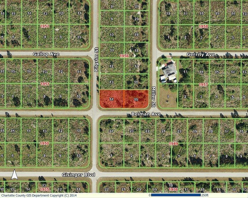 Vacant Land for sale at 12134 Beiman Ave, Port Charlotte, FL 33981 - MLS Number is D5903995