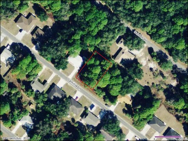 Vacant Land for sale at 140 Camillia Ln, Port Charlotte, FL 33954 - MLS Number is D5910102