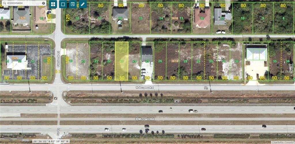 Vacant Land for sale at 3976 N Access Rd, Englewood, FL 34224 - MLS Number is D5910270