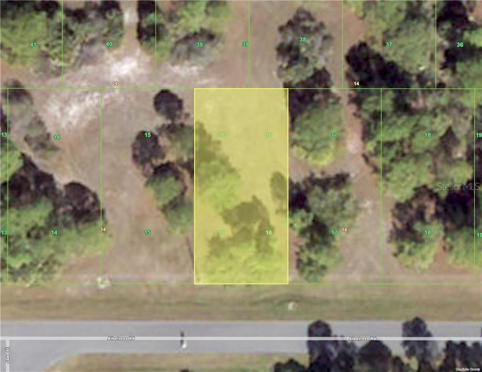 Vacant Land for sale at 320 Albatross Rd, Rotonda West, FL 33947 - MLS Number is D5910346