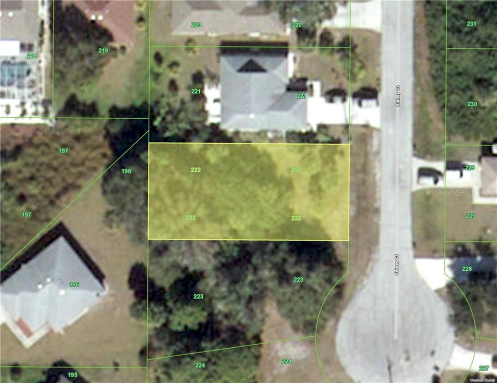 Vacant Land for sale at 106 Sidney Ct, Rotonda West, FL 33947 - MLS Number is D5910363