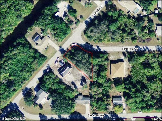 Vacant Land for sale at 11889 Florence Ave, Port Charlotte, FL 33981 - MLS Number is D5910953