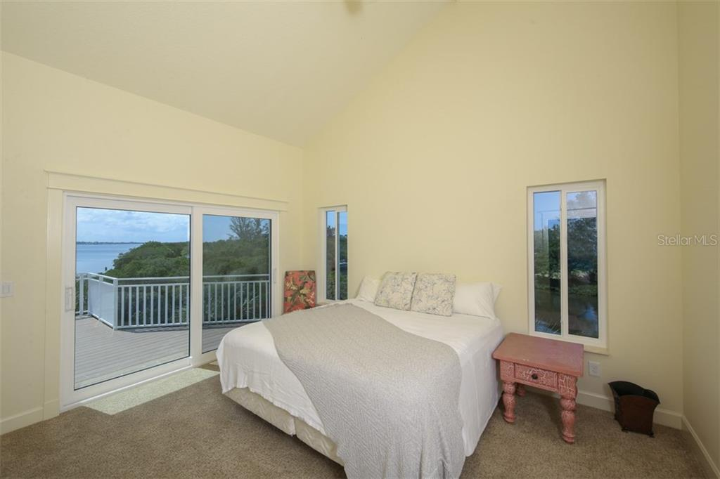 Third Upstairs Bedroom - Single Family Home for sale at 7295 Manasota Key Rd, Englewood, FL 34223 - MLS Number is D5911936