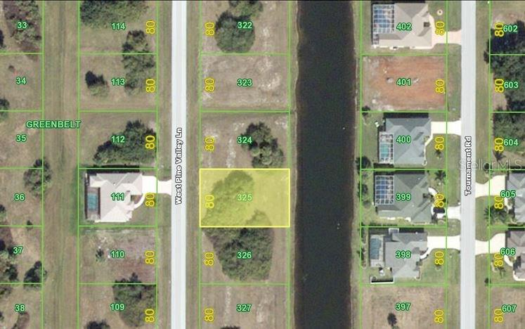 Vacant Land for sale at 220 W Pine Valley Ln, Rotonda West, FL 33947 - MLS Number is D5913633