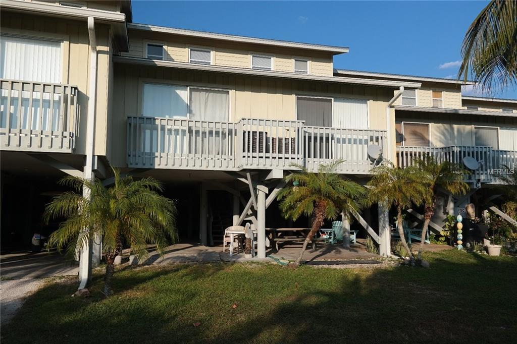 Front Entry - Condo for sale at 9400 Little Gasparilla Is #c3, Placida, FL 33946 - MLS Number is D5915059