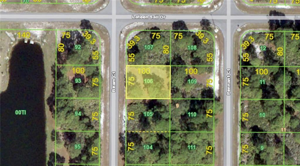 Vacant Land for sale at 13 Beam Ct, Placida, FL 33946 - MLS Number is D5915533
