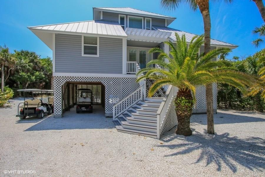 Single Family Home for Sale at 414 Kidd St Boca Grande, Florida,33921 United States