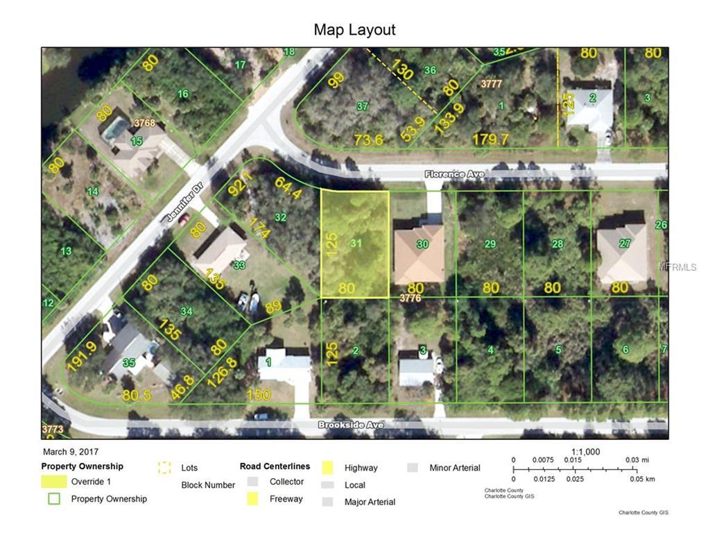 Vacant Land for sale at 11897 Florence Ave, Port Charlotte, FL 33981 - MLS Number is D5917227
