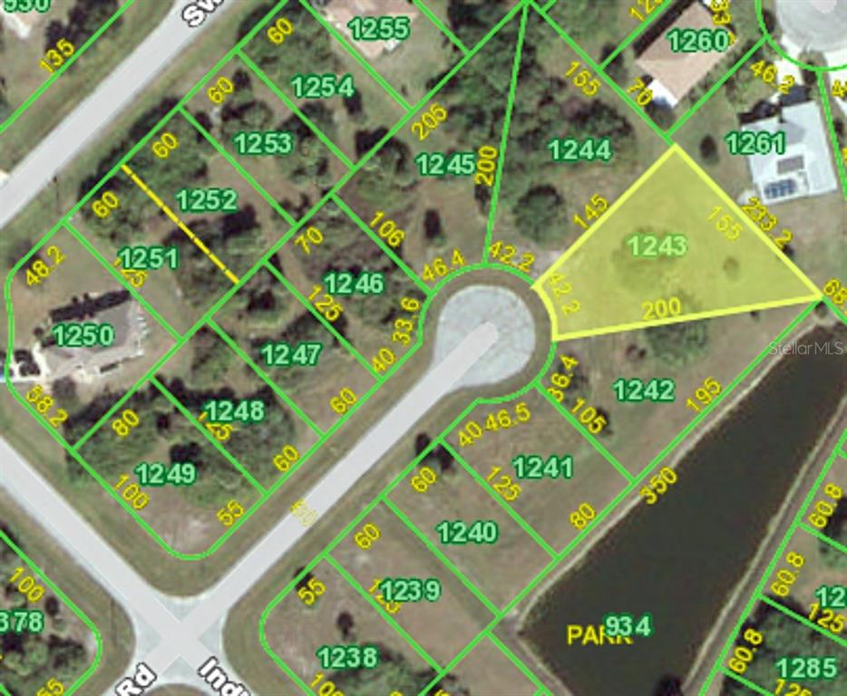 Vacant Land for sale at 159 April Rd, Rotonda West, FL 33947 - MLS Number is D5917326
