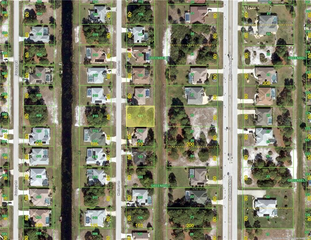 Vacant Land for sale at 201 Mariner Ln, Rotonda West, FL 33947 - MLS Number is D5917913