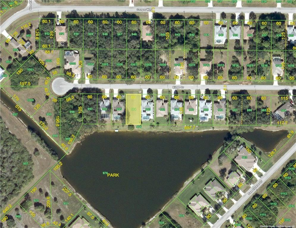 Vacant Land for sale at 113 Kings Dr, Rotonda West, FL 33947 - MLS Number is D5918031
