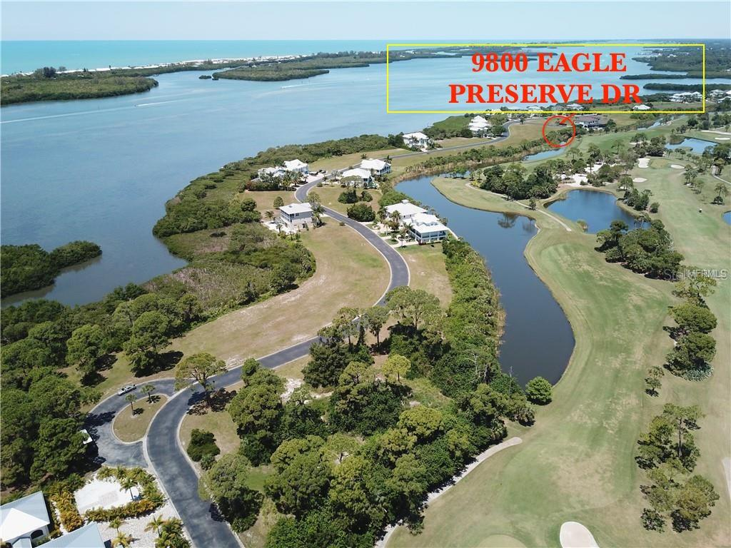Vacant Land for sale at 9800 Eagle Preserve Dr, Englewood, FL 34224 - MLS Number is D5918210