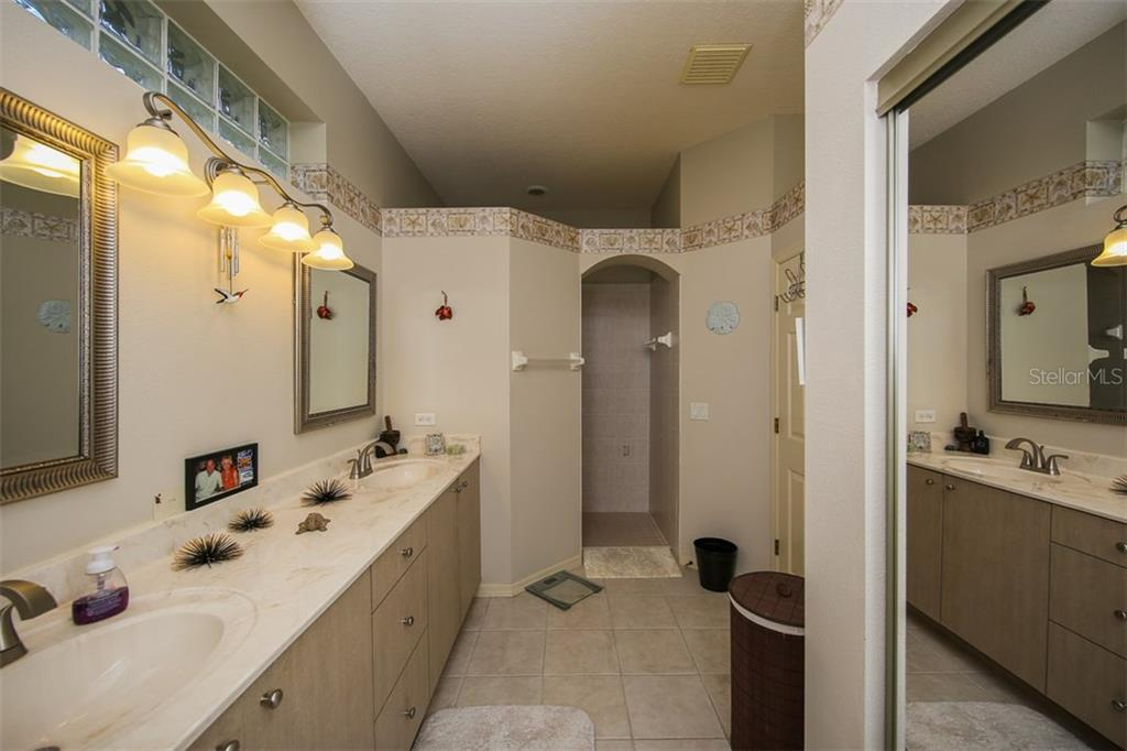 Master Bathroom - Single Family Home for sale at 5660 Riviera Ct, North Port, FL 34287 - MLS Number is D5919107