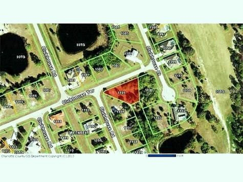 Vacant Land for sale at 65 Clubhouse Ter, Rotonda West, FL 33947 - MLS Number is D5919164