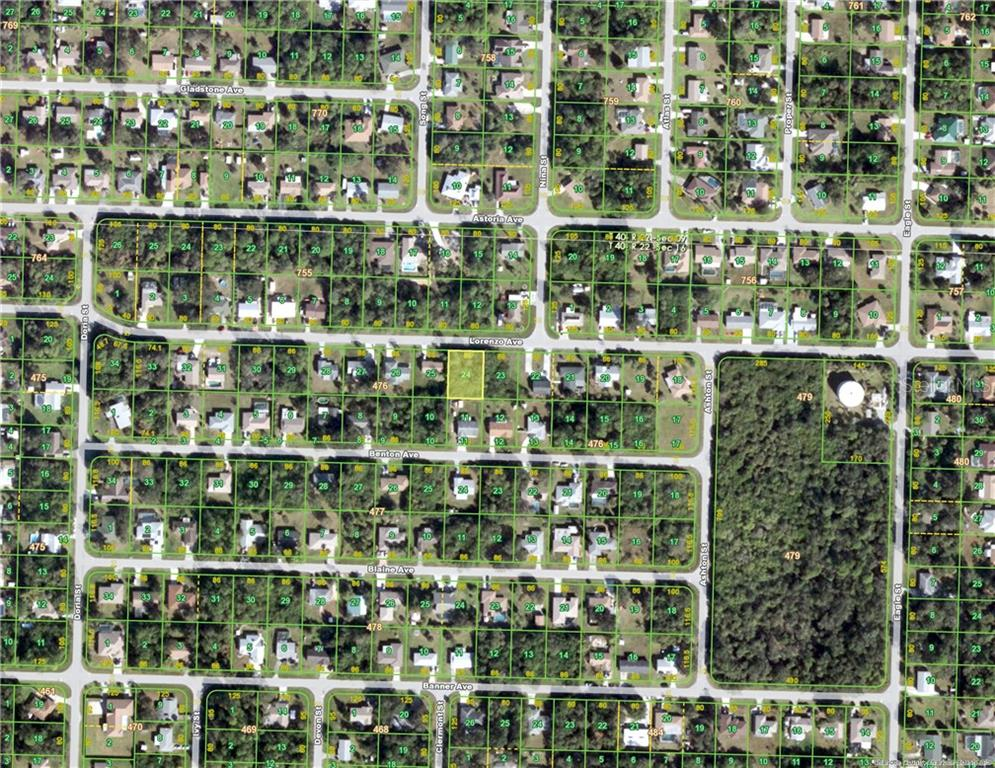 Vacant Land for sale at 20271 Lorenzo Ave, Port Charlotte, FL 33952 - MLS Number is D5919353