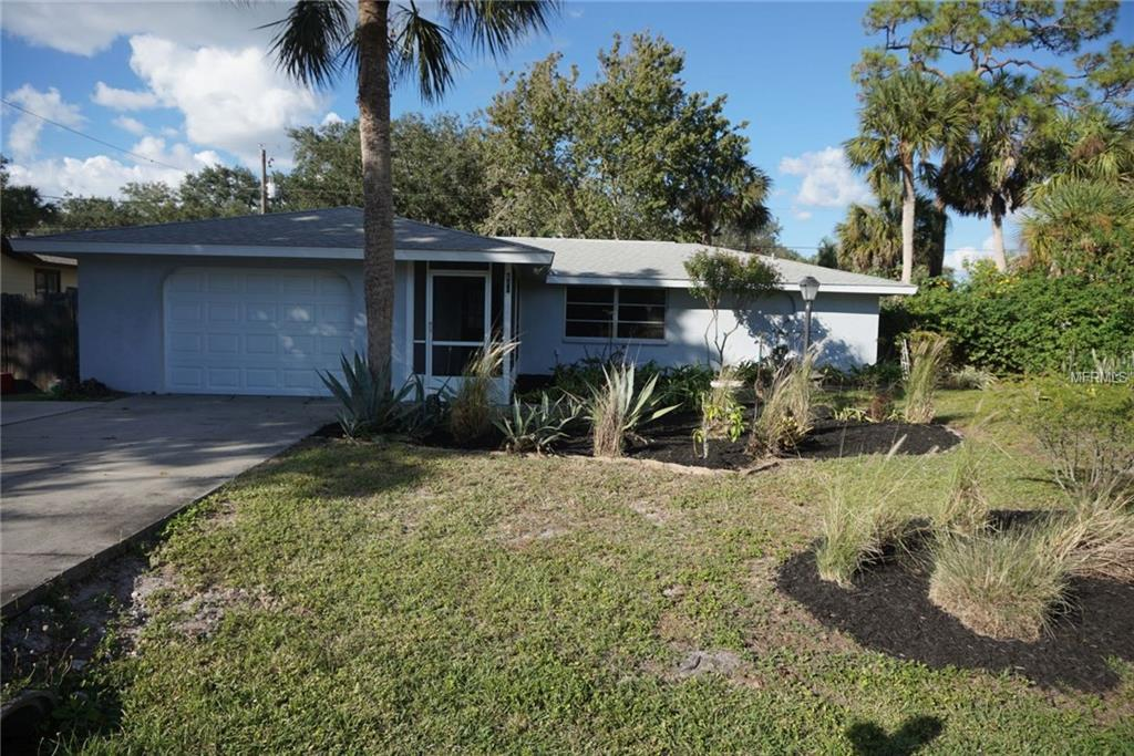 Front Of Home. - Single Family Home for sale at 688 Nectar Rd, Venice, FL 34293 - MLS Number is D5919416