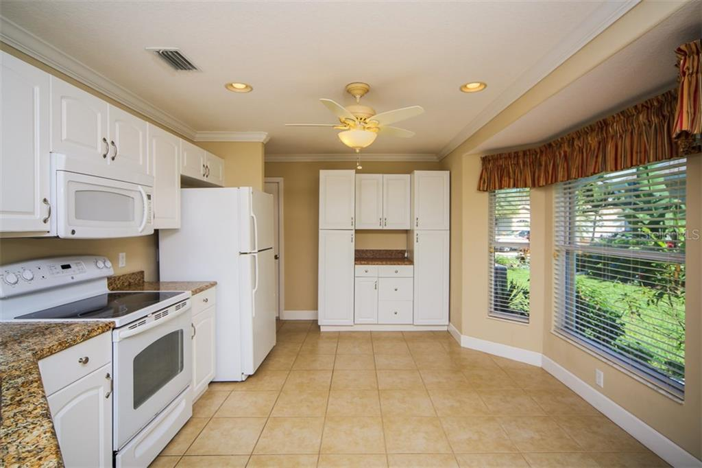 Large kitchen - Single Family Home for sale at 414 Tomoka Dr, Englewood, FL 34223 - MLS Number is D5919831