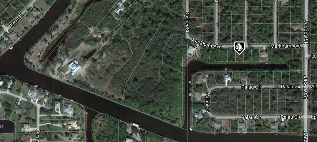 Vacant Land for sale at 13445 Markham Ave, Port Charlotte, FL 33953 - MLS Number is D5920084