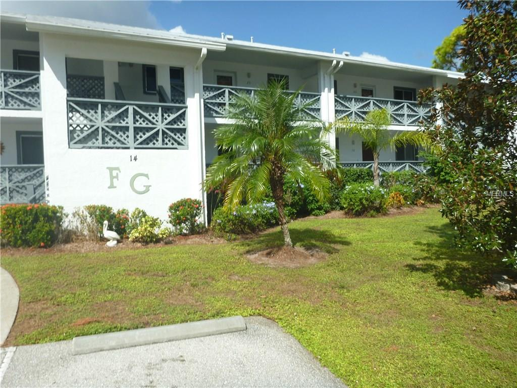 Building front - Condo for sale at 6800 Placida Rd #251, Englewood, FL 34224 - MLS Number is D5920581