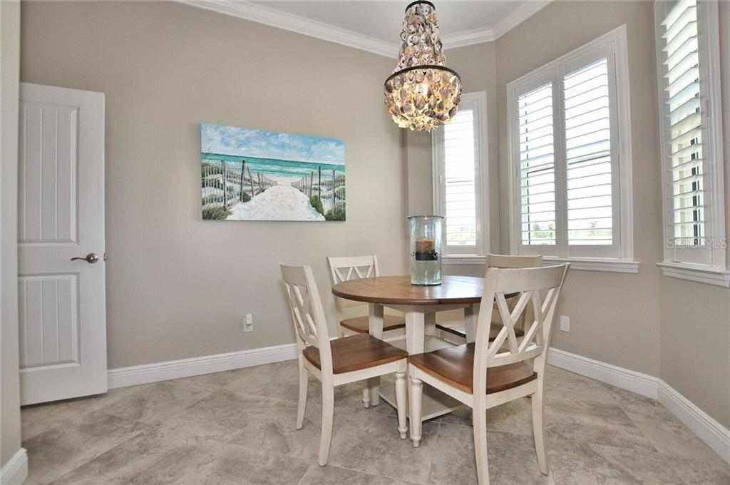 Breakfast Nook with Bay Window - Single Family Home for sale at 8944 Scallop Way, Placida, FL 33946 - MLS Number is D5923173