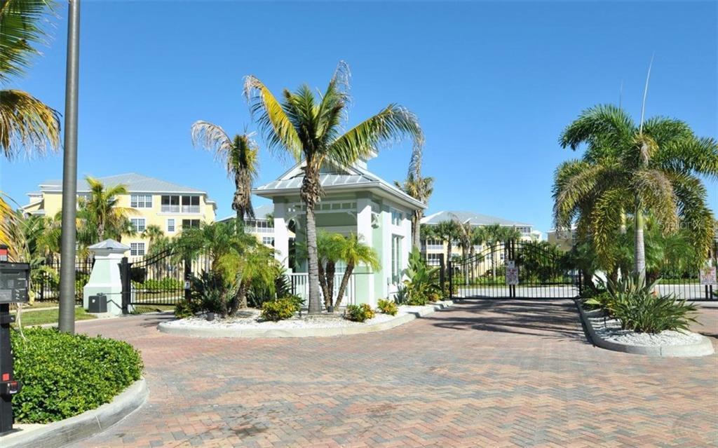 Stunning Gated Entrance - Condo for sale at 8561 Amberjack Cir #402, Englewood, FL 34224 - MLS Number is D5923600