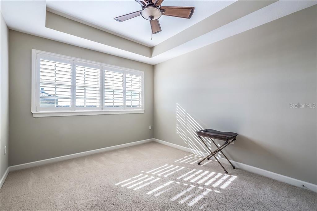 4th bedroom - or it could be set up as your office! - Condo for sale at 8541 Amberjack Cir #402, Englewood, FL 34224 - MLS Number is D5923680