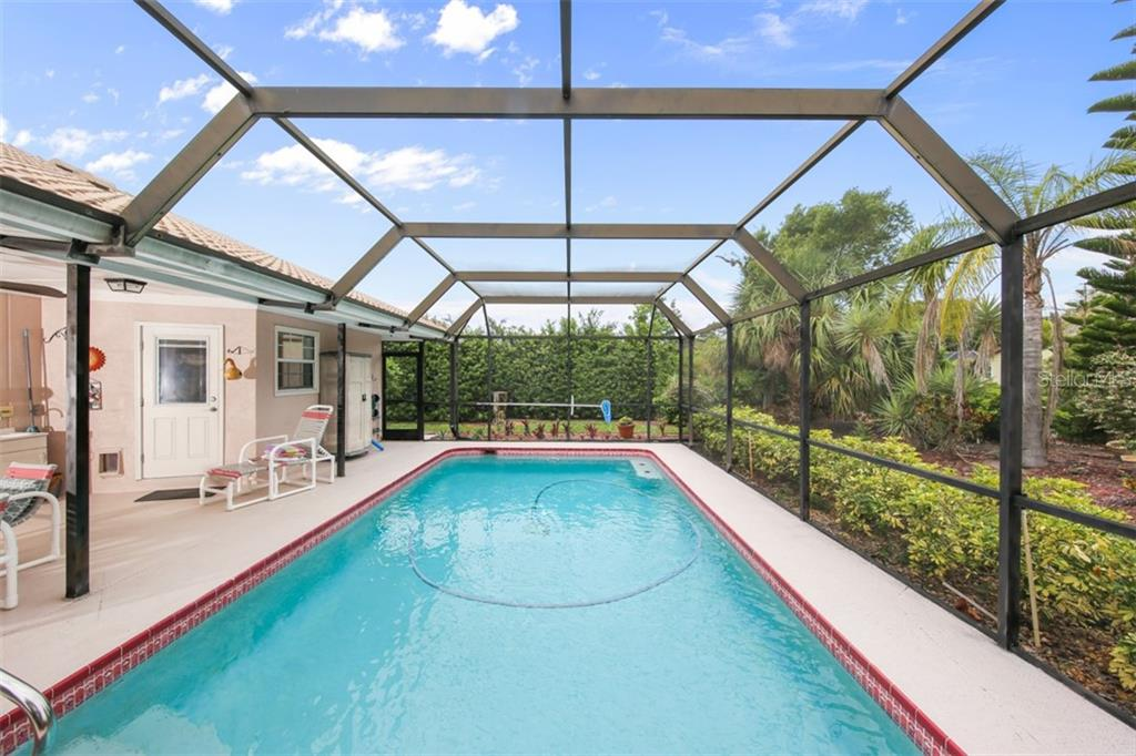 Pool - Single Family Home for sale at 332 Eden Dr, Englewood, FL 34223 - MLS Number is D6100012