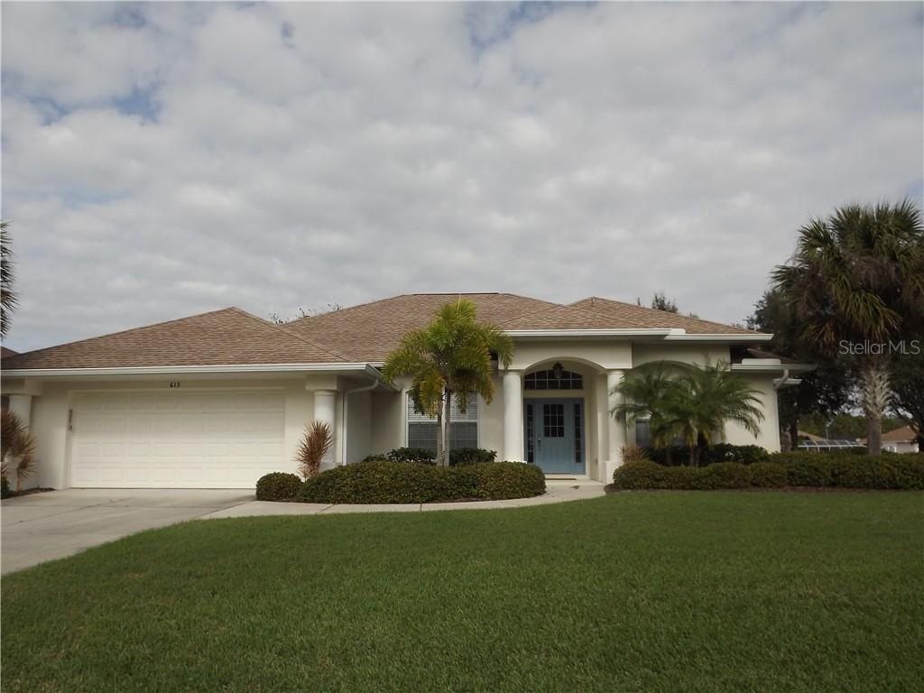 New Supplement - Single Family Home for sale at 613 Rotonda Cir, Rotonda West, FL 33947 - MLS Number is D6100102