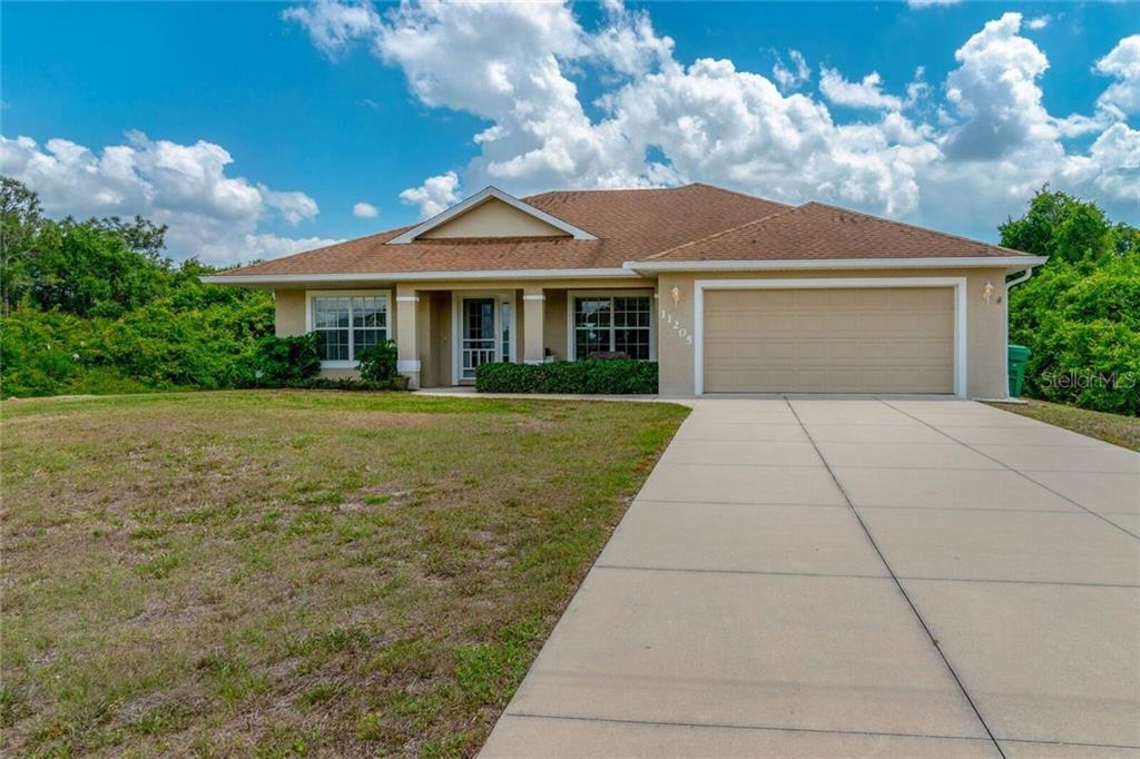 property disclosure - Single Family Home for sale at 11205 Gulfstream Blvd, Port Charlotte, FL 33981 - MLS Number is D6100390