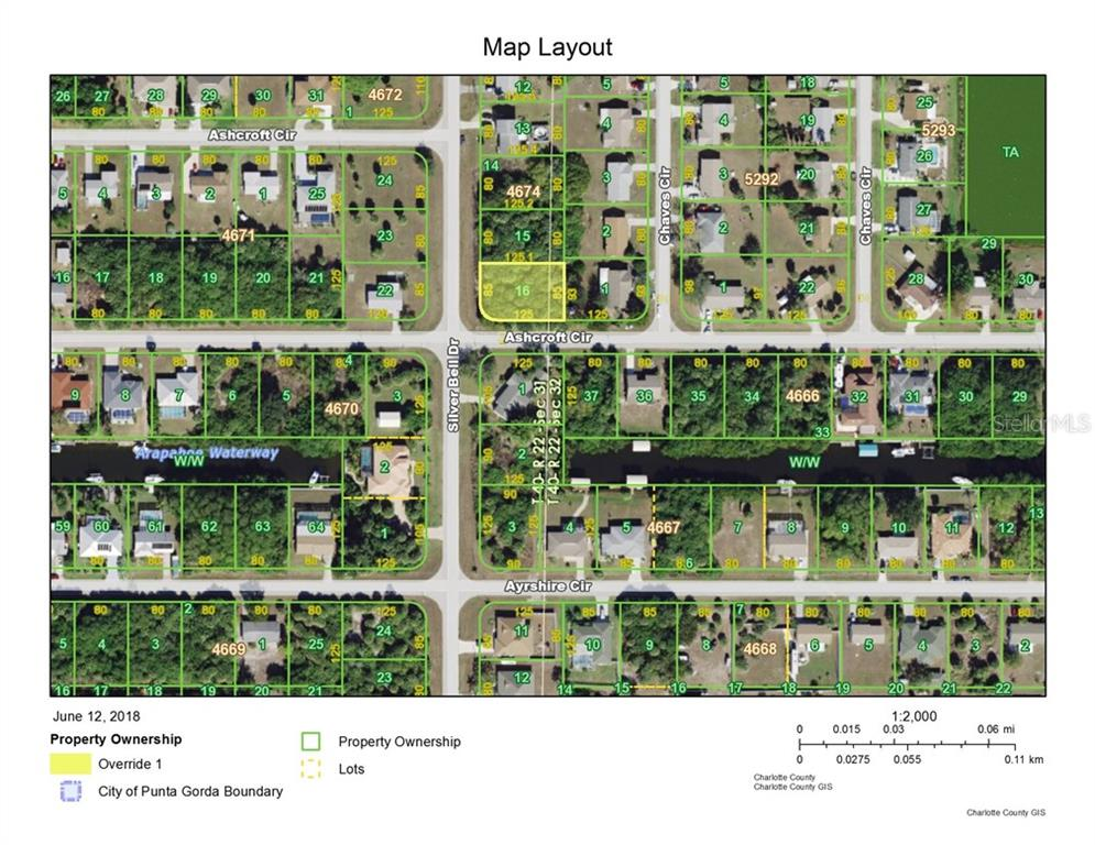 Vacant Land for sale at 5128 Silver Bell Dr, Port Charlotte, FL 33948 - MLS Number is D6100936