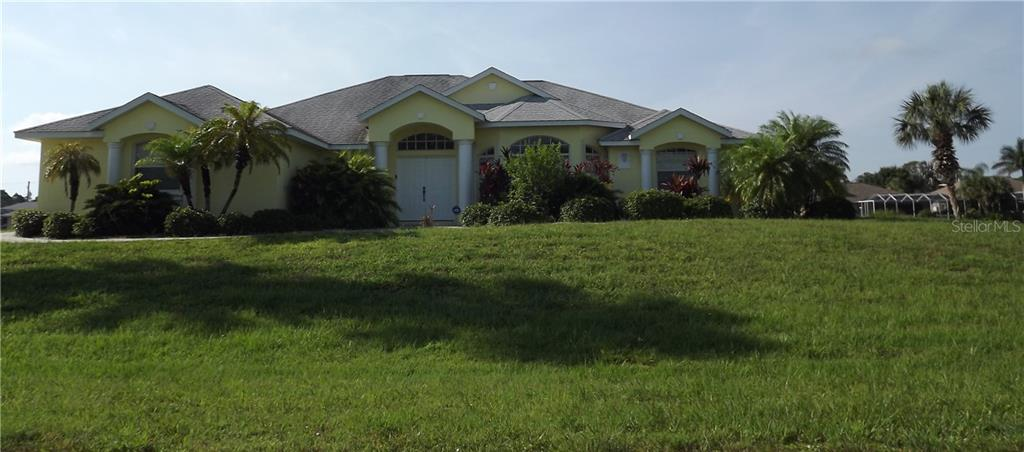 New Supplement - Single Family Home for sale at 1099 Rotonda Cir, Rotonda West, FL 33947 - MLS Number is D6101039
