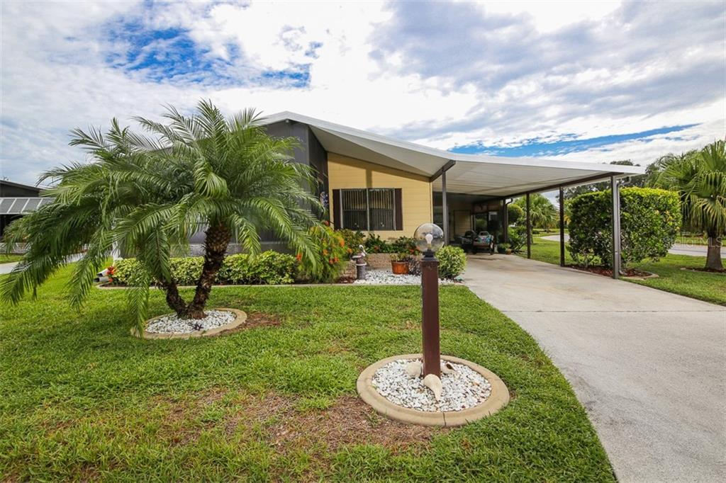 New Supplement - Manufactured Home for sale at 873 Fawnspring Ct, Englewood, FL 34223 - MLS Number is D6101743
