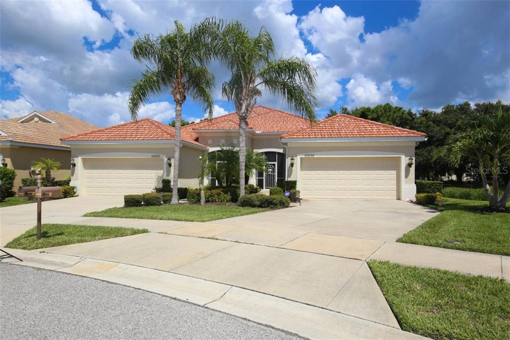 New Supplement - Villa for sale at 10936 Lerwick Cir, Englewood, FL 34223 - MLS Number is D6101879