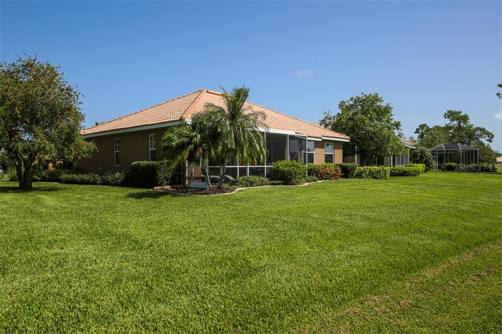 EXTERIOR REAR - Single Family Home for sale at 2924 Phoenix Palm Ter, North Port, FL 34288 - MLS Number is D6101890