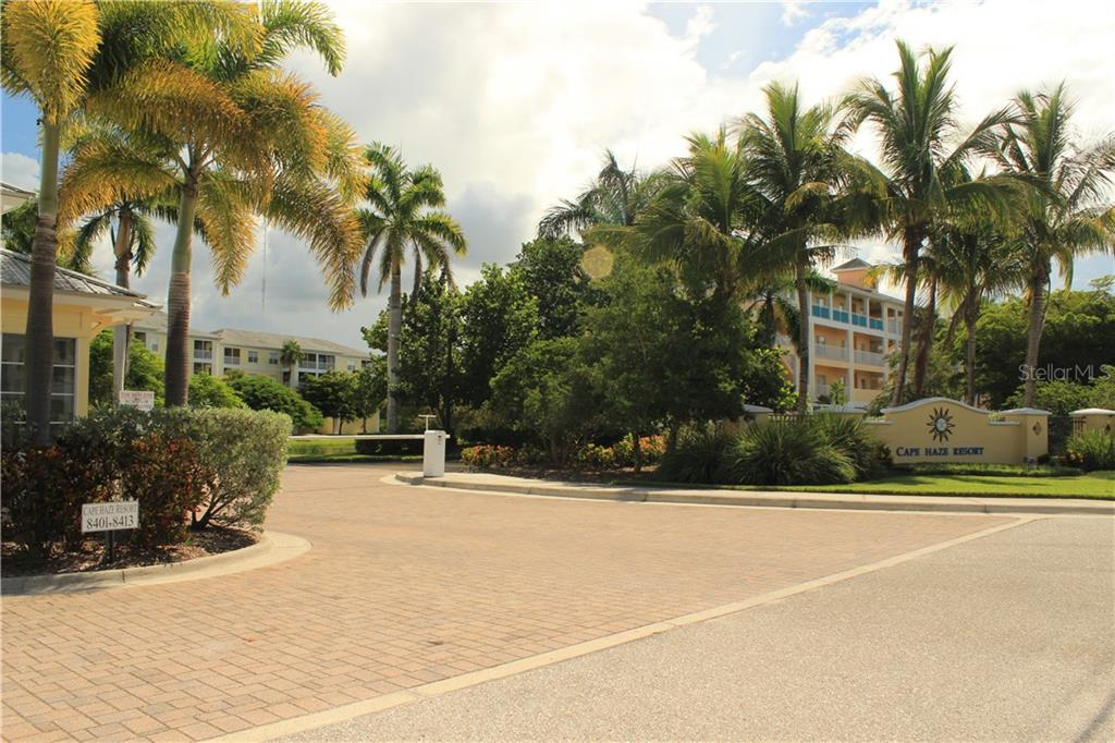 Cape Haze Resort, a gated community. - Condo for sale at 8409 Placida Rd #403, Placida, FL 33946 - MLS Number is D6102047