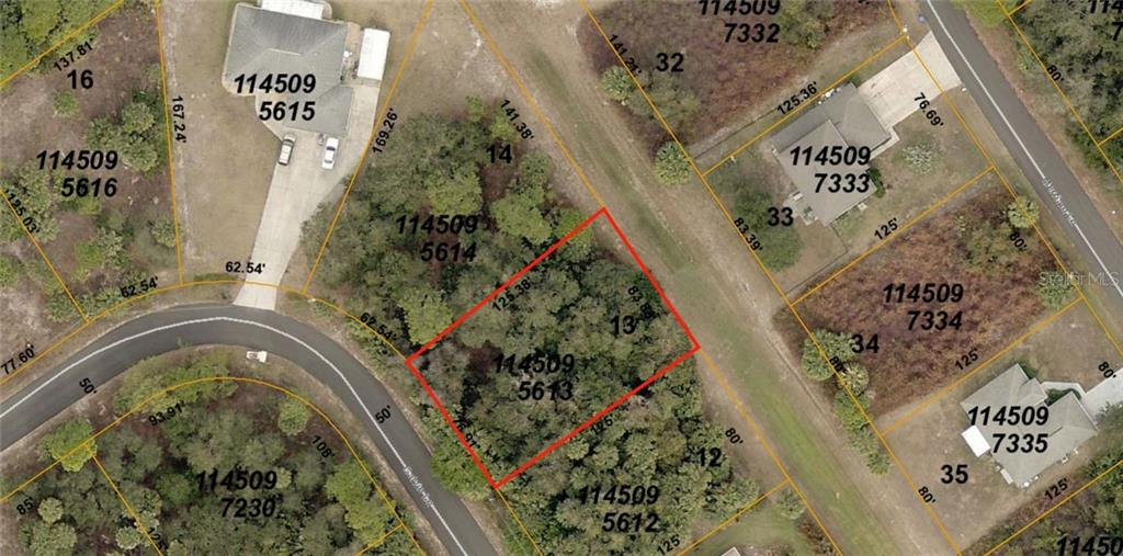 New Attachment - Vacant Land for sale at Galvin Ln, North Port, FL 34288 - MLS Number is D6102349