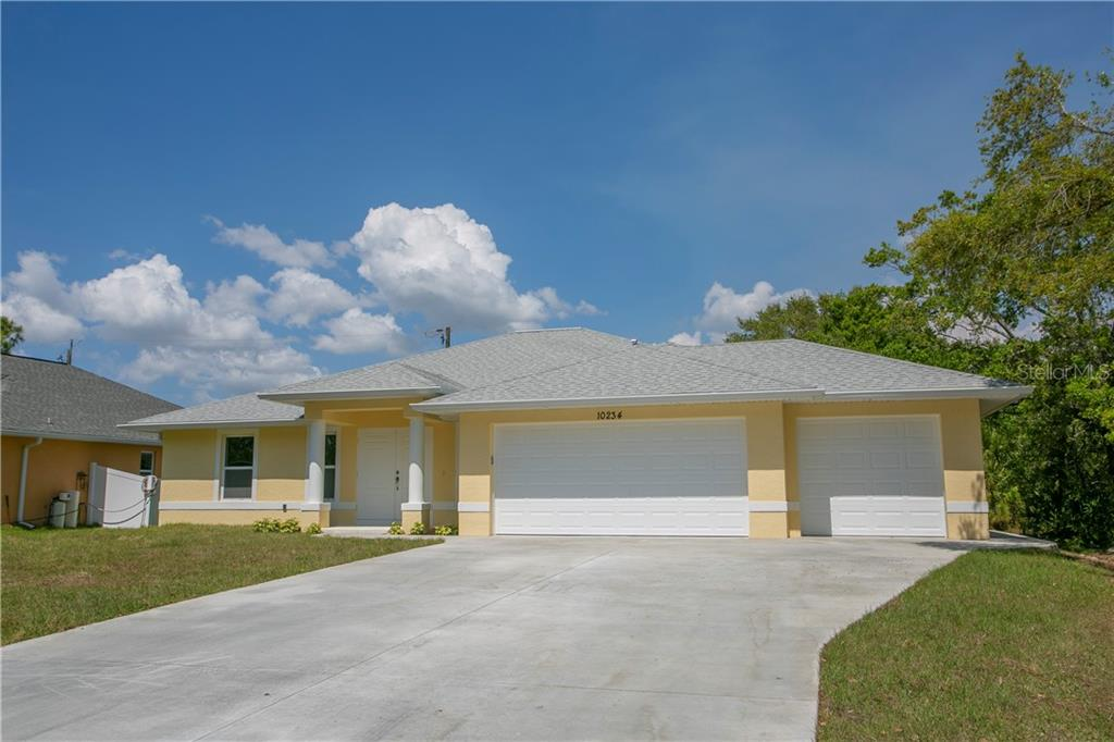 Rendering - Single Family Home for sale at 10234 Bay Ave, Englewood, FL 34224 - MLS Number is D6102706