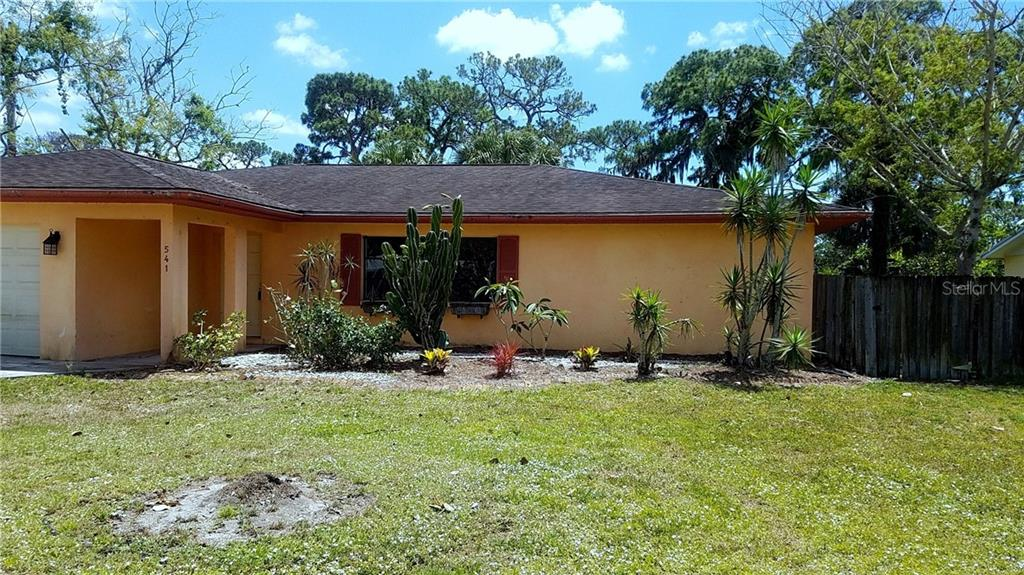 Single Family Home for sale at 541 Morrison Ave, Englewood, FL 34223 - MLS Number is D6103935