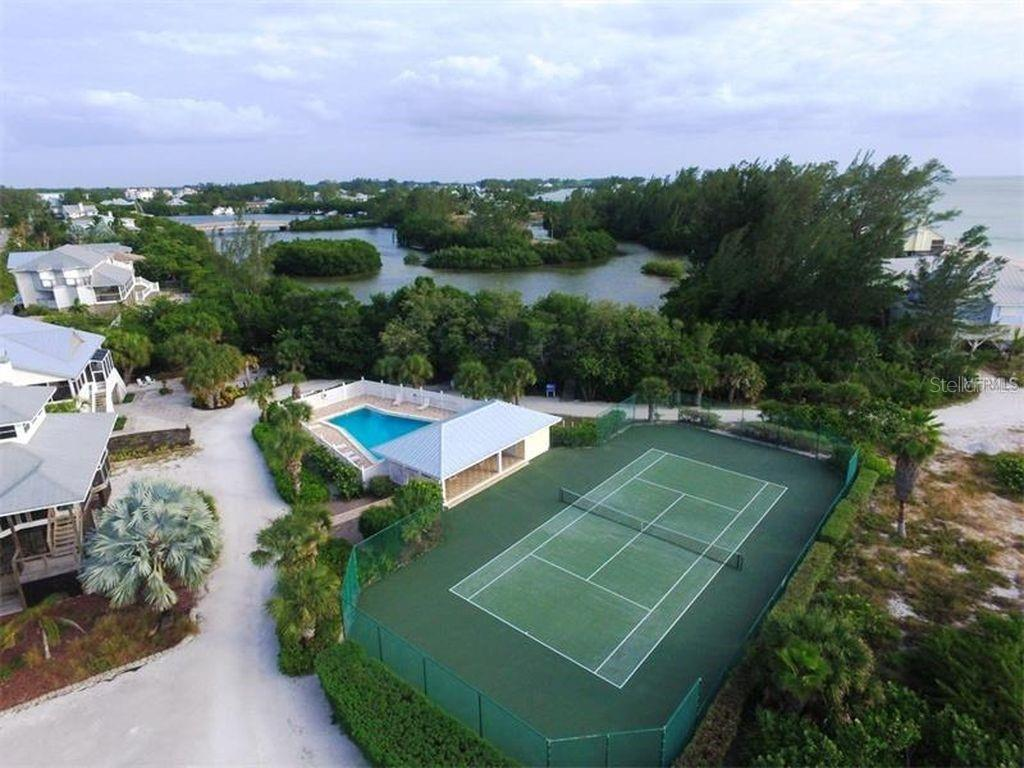 181 N. Gulf Blvd. #7 - Community Tennis Court - Vacant Land for sale at 181 N Gulf Blvd #7, Placida, FL 33946 - MLS Number is D6105490
