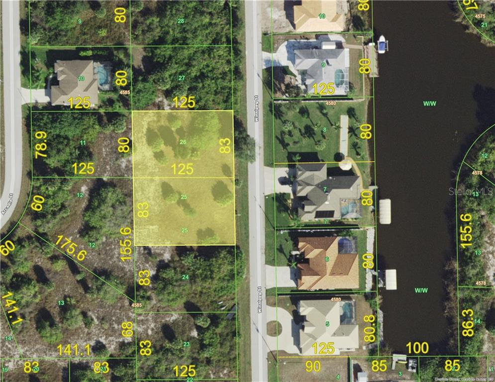 New Attachment - Vacant Land for sale at 10273 Winnipeg St, Port Charlotte, FL 33981 - MLS Number is D6105685
