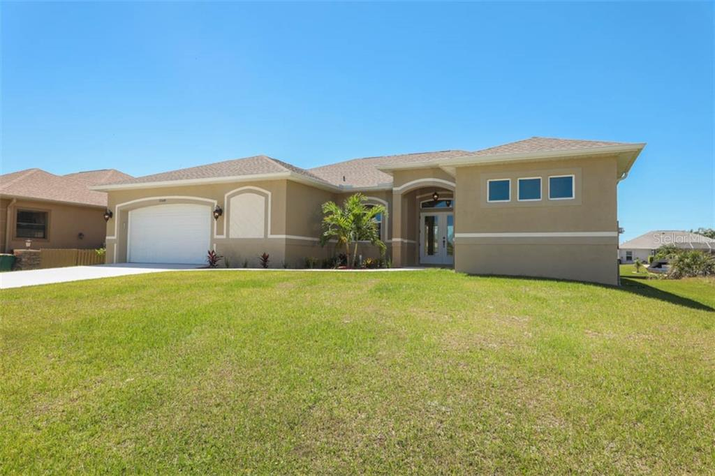 Brand new construction, ready for your Florida lifestyle! - Single Family Home for sale at 15610 Seafoam Cir, Port Charlotte, FL 33981 - MLS Number is D6106526