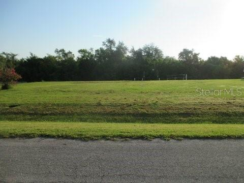 Seller's Property Disclosure - Unimproved - Vacant Land for sale at 14554 Frizzell Rd, Port Charlotte, FL 33953 - MLS Number is D6107634