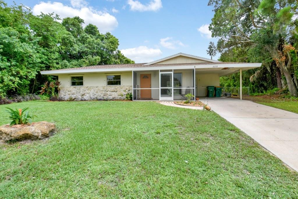 Front - Single Family Home for sale at 20233 Peachland Blvd, Port Charlotte, FL 33954 - MLS Number is D6107765