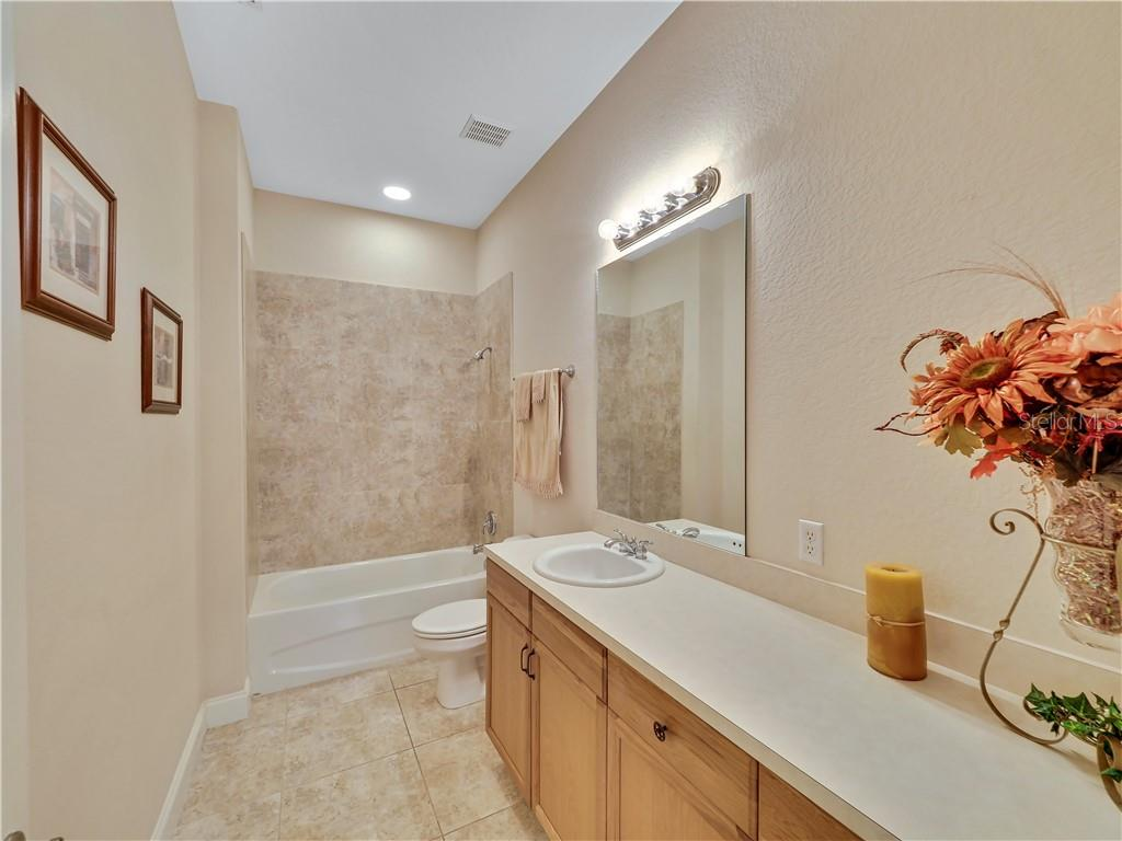Guest bathroom - Single Family Home for sale at 13283 Eisenhower Dr, Port Charlotte, FL 33953 - MLS Number is D6107998