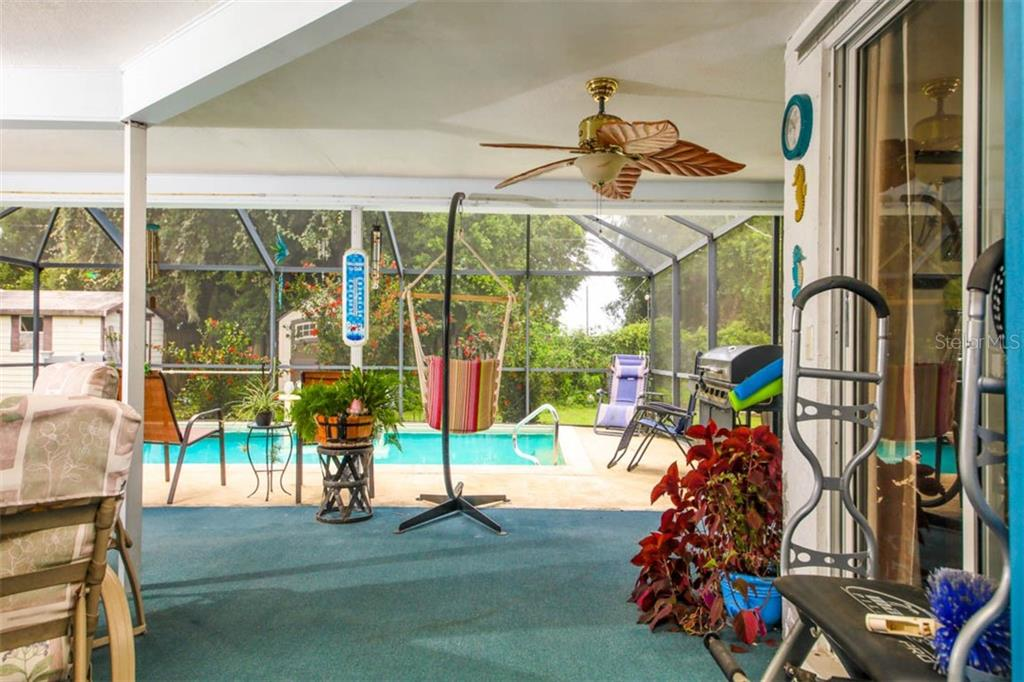 nice big covered lanai - Single Family Home for sale at 913 Tropical Ave Nw, Port Charlotte, FL 33948 - MLS Number is D6108061