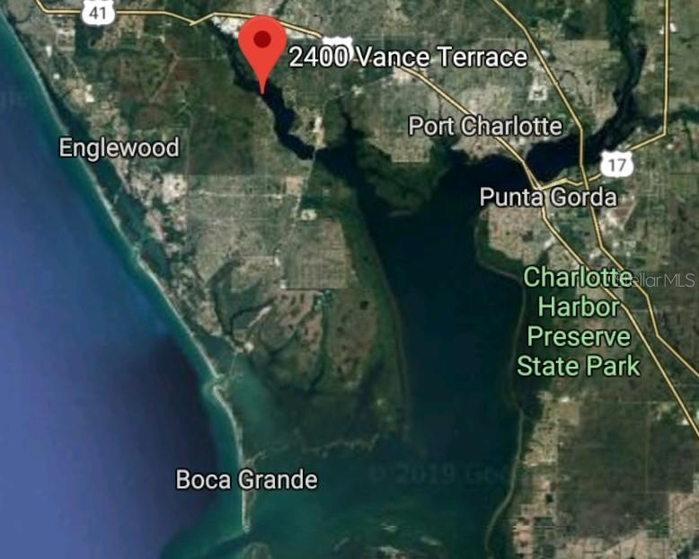Rivers, Sound, ICW, Gulf of Mexico. - Vacant Land for sale at 2400 Vance Ter, Port Charlotte, FL 33981 - MLS Number is D6109360